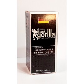 German Black Gorilla Pills - 10 pill pack