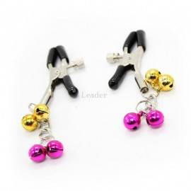 Adjustable Mutli Coloured Nipple Clamps