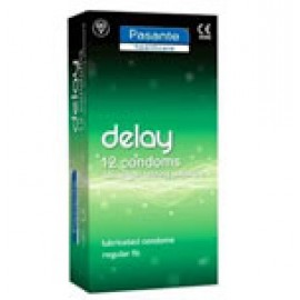 Delay Condoms (3 pack)
