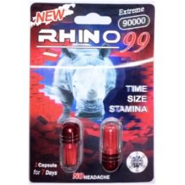 Rhino Volume 99 - 8 Pill pack