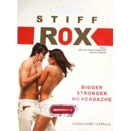 Stiff Rox - 8 Pill Pack